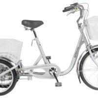 大人三輪自転車/エアロトライク AT-203-TC(絶対パンクしない・内装3段変速仕様)
